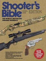 [해외]Shooter's Bible, 111th Edition