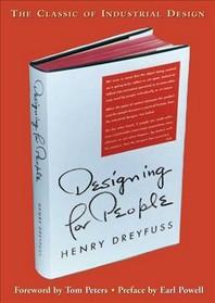 [해외]Designing for People (Paperback)