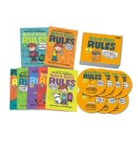 Roscoe Riley Rules.1~7 (Book+CD) Full Set