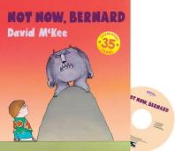 Not Now, Bernard(CD1장포함)(Pictory 2-7)