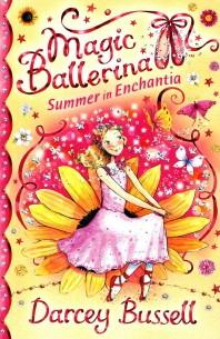 Magic Ballerina 19 : Summer In Enchantia (CD1장 포함)