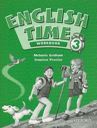 English Time 3(Work book)
