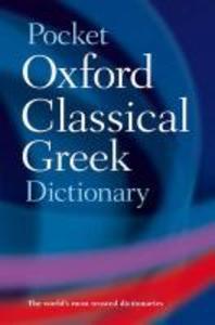 [해외]Pocket Oxford Classical Greek Dictionary