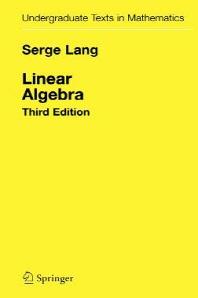 [해외]Linear Algebra