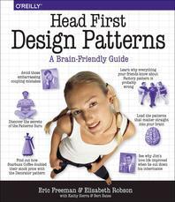 [해외]Head First Design Patterns (Paperback)
