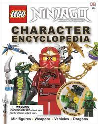 Lego Ninjago: Character Encyclopedia [With Minifigure]