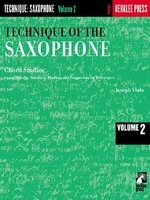 [해외]Technique of the Saxophone - Volume 2