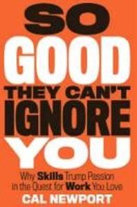 [해외]So Good They Can't Ignore You (Hardcover)