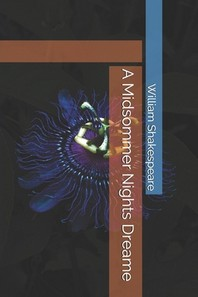 [해외]A Midsommer Nights Dreame (Paperback)