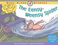 [해외]The Eensy-Weensy Spider (Paperback)