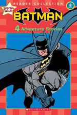 Batman : 4 Adventure Stories