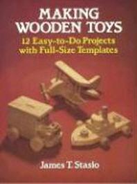 [해외]Making Wooden Toys