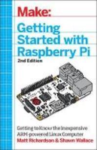 [해외]Getting Started with Raspberry Pi (Paperback)