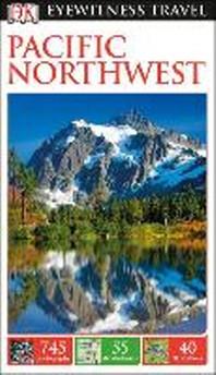 [해외]DK Eyewitness Pacific Northwest (Paperback)