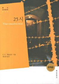 25시(홍신 세계문학 12)