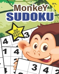 Monkey Sudoku Very Easy Vol. 1