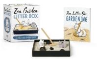 Zen Garden Litter Box (Miniature Edition)