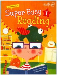 Super Easy Reading. 1(Student Book, Hybrid CD)