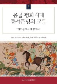 몽골 평화시대 동서문명의 교류(이화사학총서)