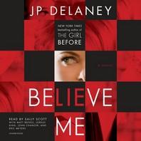 [해외]Believe Me (Compact Disk)