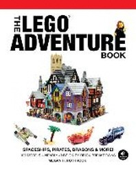 [해외]The Lego Adventure Book, Vol. 2 (Hardcover)