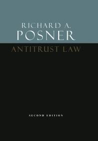 [해외]Antitrust Law, Second Edition