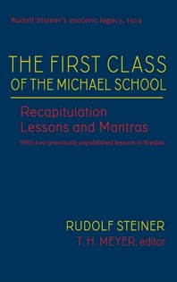 The First Class of the Michael School