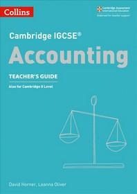 [해외]Cambridge Igcse(r) Accounting Teacher Guide (Paperback)
