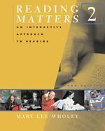 READING MATTERS. 2(SECOND EDITION)