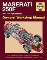 Haynes Maserati 250F Owners' Workshop Manual