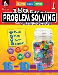 [해외]180 Days of Problem Solving for First Grade (Grade 1)