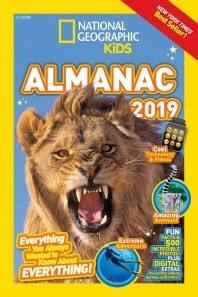 [해외]National Geographic Kids Almanac 2019