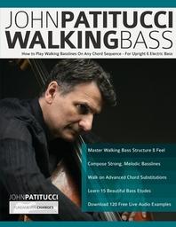 [해외]John Patitucci Walking Bass