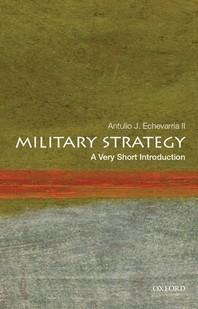 [해외]Military Strategy (Paperback)
