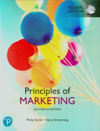 Principles of Marketing (Global Edtion)