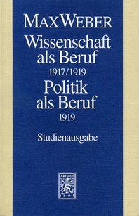 [해외]Max Weber-Studienausgabe (Paperback)