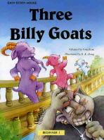 THREE BILLY GOATS(CD1장포함)(EASY STORY HOUSE)