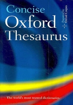 CONCISE OXFORD THESAURUS(양장)