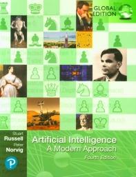 [해외]Artificial Intelligence: A Modern Approach, Global Edition