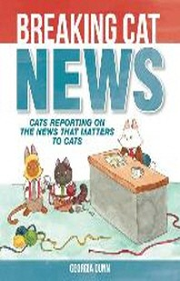 [해외]Breaking Cat News (Paperback)