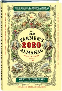 [해외]The Old Farmer's Almanac 2020