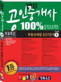 부동산세법 총정리문제(공인중개사 2차시험 문제집)(2017)(공인중개사 100% 합격프로젝트 5)