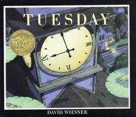 [해외]Tuesday (Hardcover)