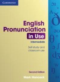 [해외]English Pronunciation in Use Intermediate with Answers, Audio CDs (4) [With CDROM] (Paperback)