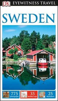 [해외]DK Eyewitness Sweden (Paperback)