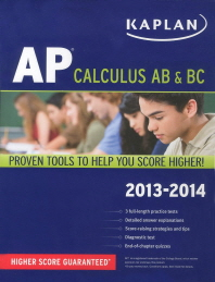 Kaplan AP Calculus AB & BC 2013-2014