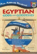EGYPTIAN GODS AND GODDESSES(All Aboard Reading 2)(CD1장포함)