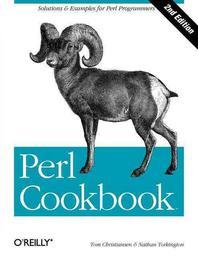 [해외]Perl Cookbook (Paperback)