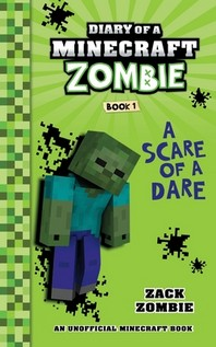 [해외]Diary of a Minecraft Zombie Book 1