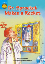 Dr. Sprocket Makes a Rocket